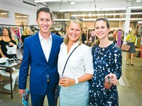FIG Finale VIP Shopping Party :: August 2016