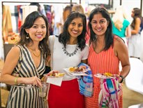 FIG Finale VIP Shopping Party :: August 2017