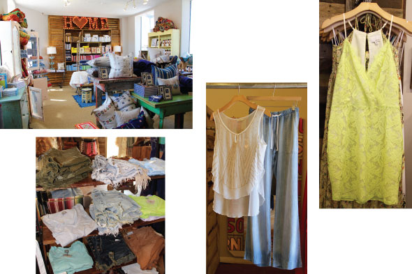 Boho Clothing Store Name The overall boho style of